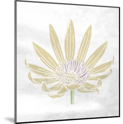 Mellow Flower-Sheldon Lewis-Mounted Art Print