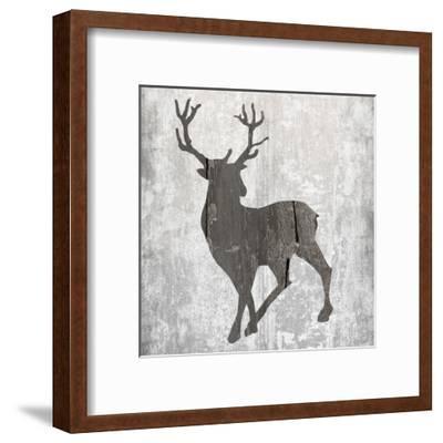 Hunt-Sheldon Lewis-Framed Art Print