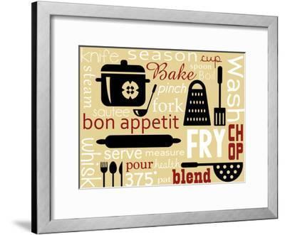 Kitchen Magic-Lauren Gibbons-Framed Art Print