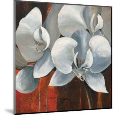 Pearl Orchid I-Rian Withaar-Mounted Art Print
