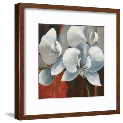 Pearl Orchid I-Rian Withaar-Framed Art Print