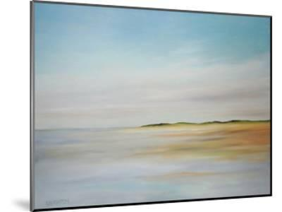 Where Sky Meets Land-Peter Laughton-Mounted Art Print