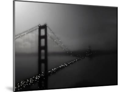 Golden Gate Bridge-Tracey Telik-Mounted Art Print