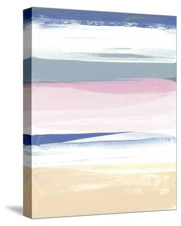 Pink Sands I-Cathe Hendrick-Stretched Canvas Print