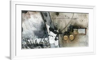 Tente de rejoindre l'autre-Sylvie Cloutier-Framed Art Print