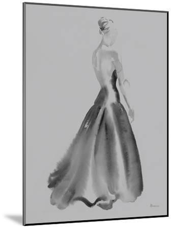 Evening Elegance - Opal-Deborah Pearce-Mounted Art Print