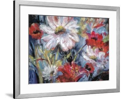 Tangled Garden I-Brent Heighton-Framed Art Print