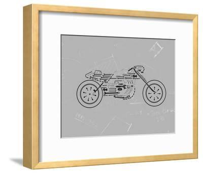 Mechanics III-Justin Lloyd-Framed Art Print