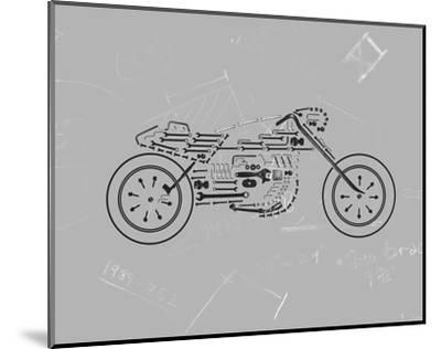 Mechanics III-Justin Lloyd-Mounted Art Print