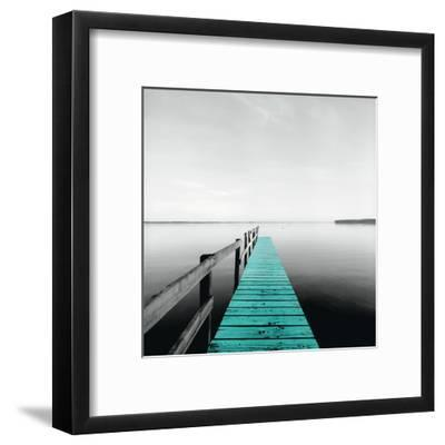 3 Days in Cap Ferret-Anne Valverde-Framed Art Print