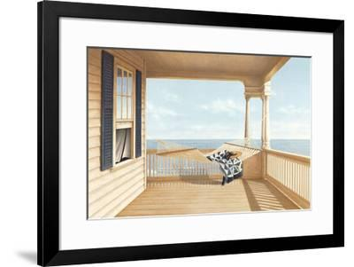 A Summer Place-Daniel Pollera-Framed Art Print