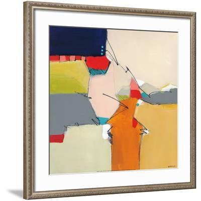 Beachcomber II-Joe DiGiulio-Framed Art Print