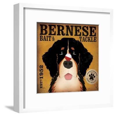 Bernese Bait & Tackle-Stephen Fowler-Framed Art Print