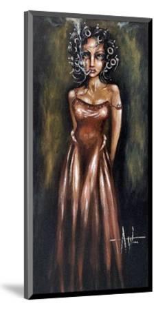 Betrayed-Angelina Wrona-Mounted Art Print