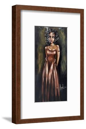 Betrayed-Angelina Wrona-Framed Art Print