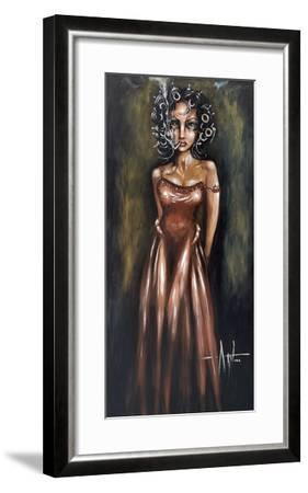 Betrayed-Angelina Wrona-Framed Art Print