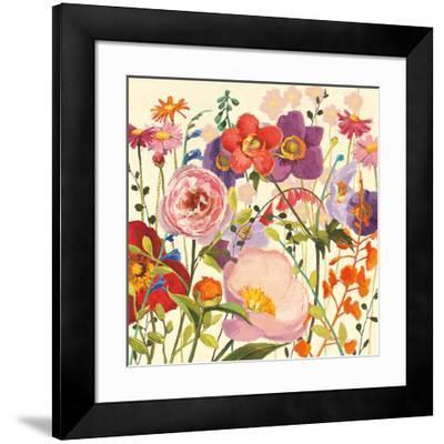 Couleur Printemps II-Shirley Novak-Framed Art Print