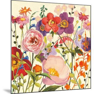 Couleur Printemps II-Shirley Novak-Mounted Art Print