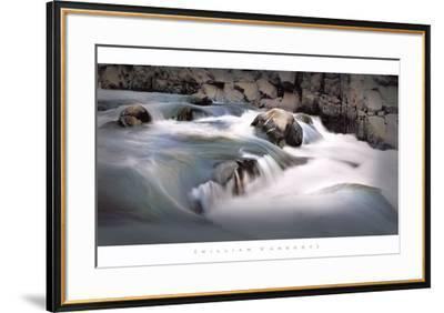 Dreamer of Pictures-William Vanscoy-Framed Art Print