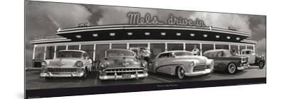 Drive-in San Francisco (Mel's)-Unknown-Mounted Art Print