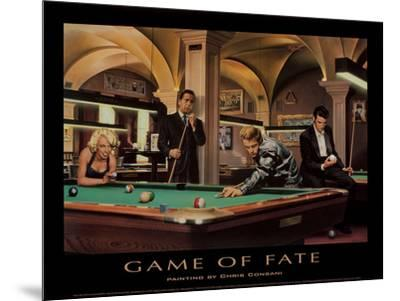 Game of Fate-Chris Consani-Mounted Art Print