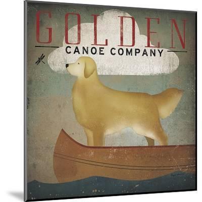 Golden Dog Canoe Co.-Ryan Fowler-Mounted Art Print