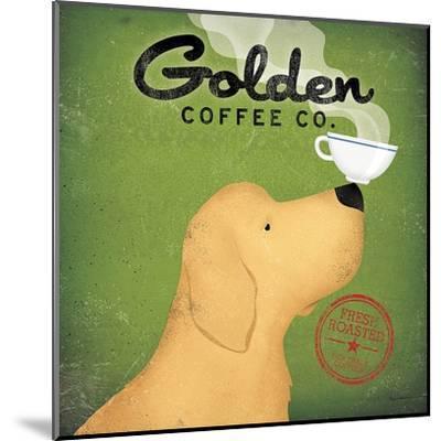 Golden Dog Coffee Co.-Ryan Fowler-Mounted Art Print