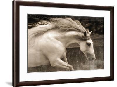 Hurricane-Susan Friedman-Framed Art Print