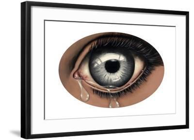 ICU-R-Angelina Wrona-Framed Art Print