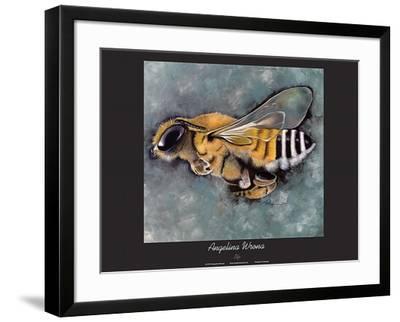 Life-Angelina Wrona-Framed Art Print