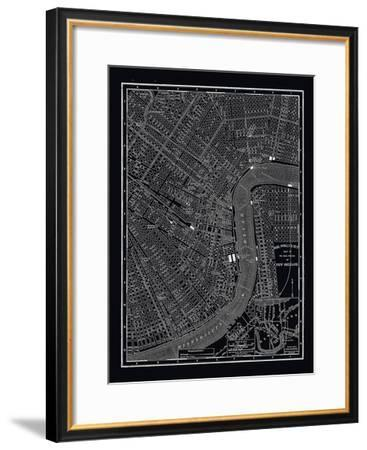 New Orleans, 1895-Unknown-Framed Art Print