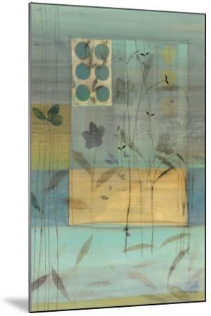 Meadow Flowers I-Fernando Leal-Mounted Art Print