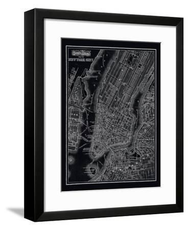 New York City, 1895-Unknown-Framed Art Print