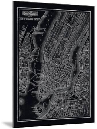 New York City, 1895-Unknown-Mounted Art Print