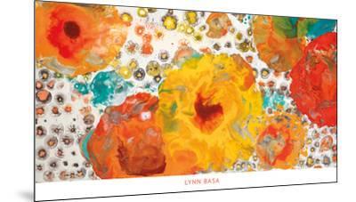 Outburst II-Lynn Basa-Mounted Art Print