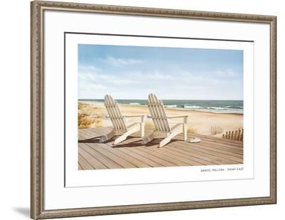 Point East-Daniel Pollera-Framed Art Print
