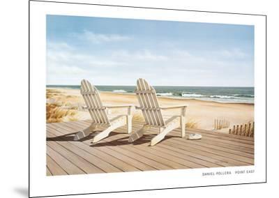 Point East-Daniel Pollera-Mounted Art Print