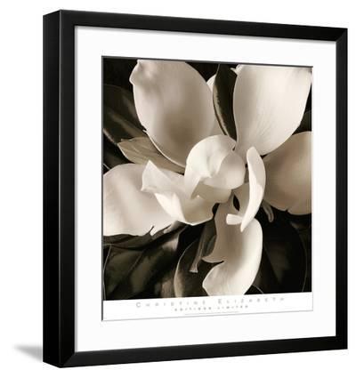 The Unfolding III-Christine Elizabeth-Framed Art Print