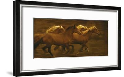 Tribe-Tony Stromberg-Framed Art Print