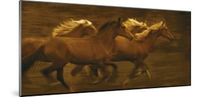 Tribe-Tony Stromberg-Mounted Art Print