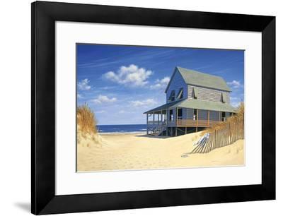 Westerly Breeze-Daniel Pollera-Framed Art Print