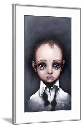 Xavier-Angelina Wrona-Framed Art Print