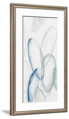 Discus III-June Erica Vess-Framed Art Print