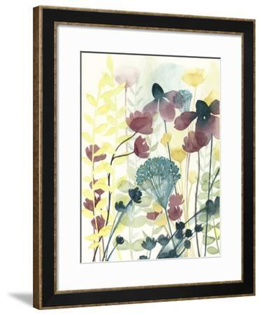 Garden Lace I-Grace Popp-Framed Giclee Print