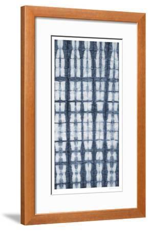Shibori III-Chariklia Zarris-Framed Limited Edition