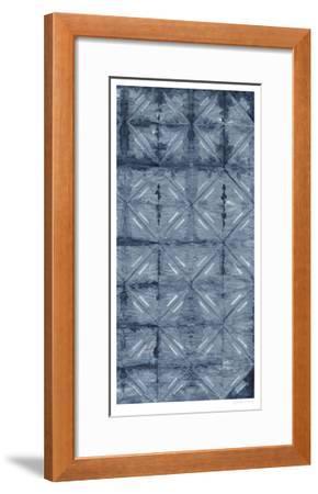 Shibori IV-Chariklia Zarris-Framed Limited Edition