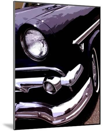 Tail Fins And Two Tones II--Mounted Art Print