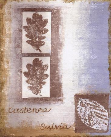 Leaf II-Tiffany Budd-Framed Art Print