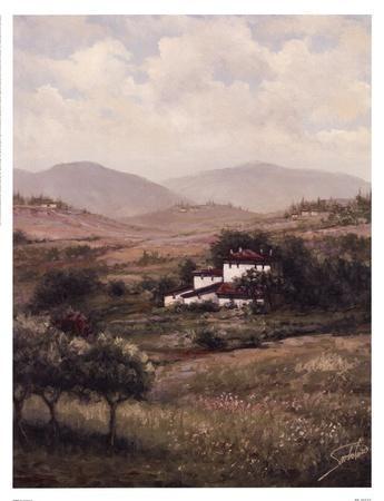 Lucca-Joe Sambataro-Framed Art Print