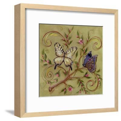 Butterfly Green-Kate McRostie-Framed Art Print